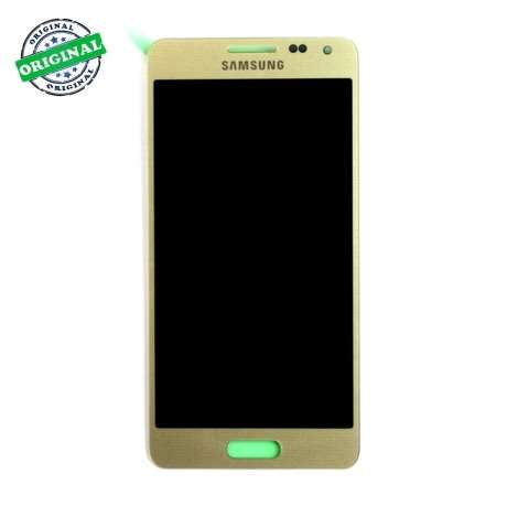 Ecran LCD Original Samsung Galaxy Alpha Or