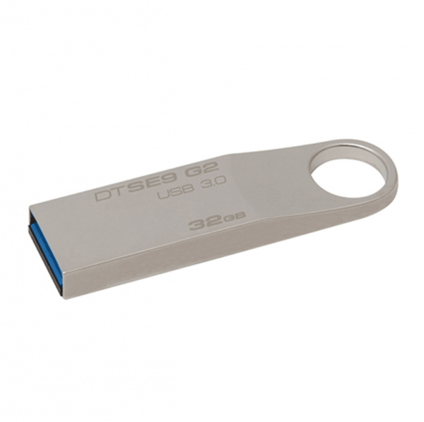 Clef USB Kingston DataTraveler SE9 - USB 2.0 32Go
