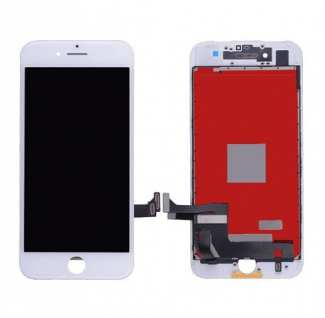 Ecran LCD Compatible iPhone 7 BLANC