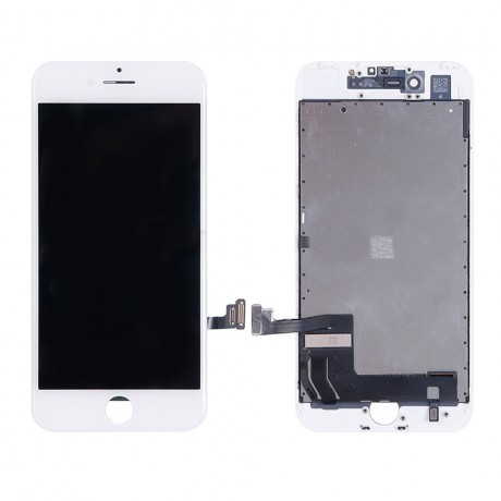 Ecran LCD Compatible iPhone 7 Plus BLANC