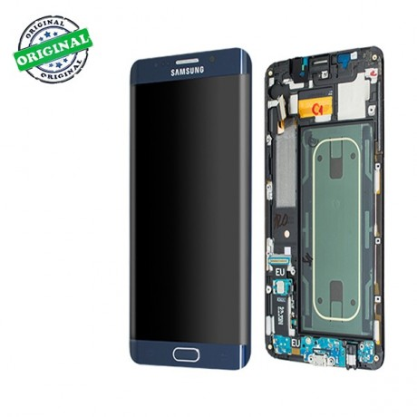Ecran Amoled Original Samsung Galaxy S6 Edge Plus NOIR