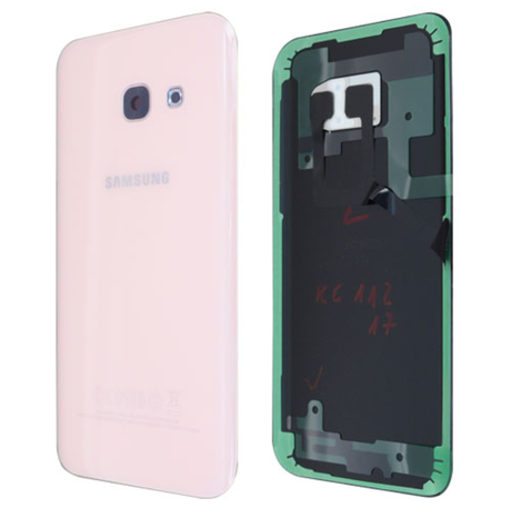 Cache Batterie Samsung Galaxy A3 2017 ROSE