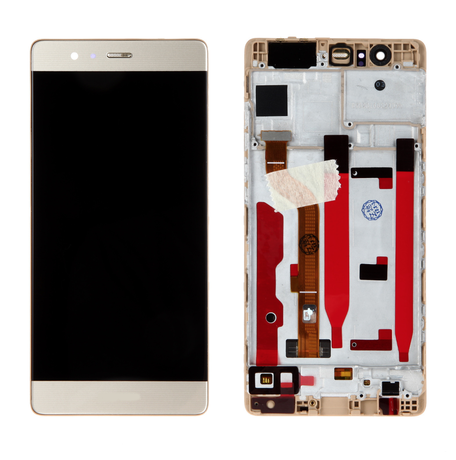 Ecran LCD / Vitre Tactile / Châssis Huawei P9 OR