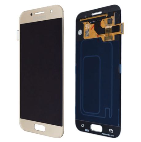 Ecran LCD Original Samsung Galaxy A3 2017 Or