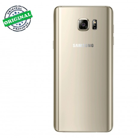 Vitre Arrière Samsung Galaxy Note 5 N920 Or