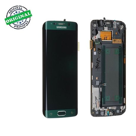 Ecran Amoled Original Samsung Galaxy S6 Edge VERT