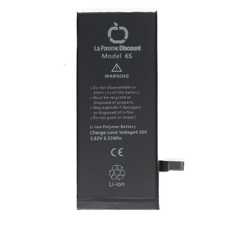 Batterie Li - ion 1710 mAh Compatible iPhone 6S LaPommeDiscount