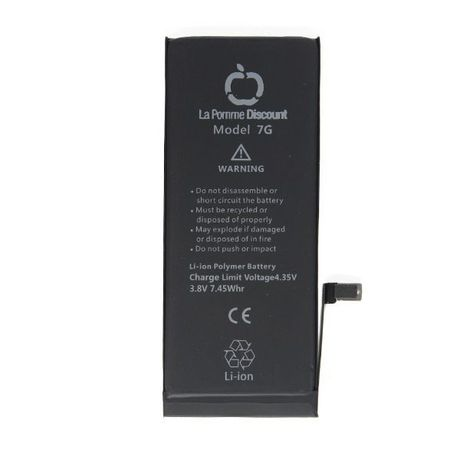 Batterie Li - ion 1960 mAh Compatible iPhone 7 LaPommeDiscount