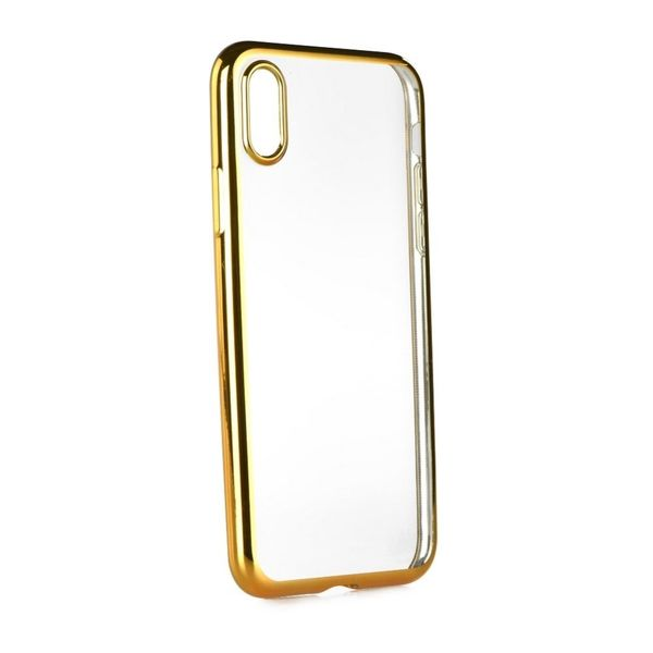 Coque Transparente TPU iPhone X / XS Contour OR