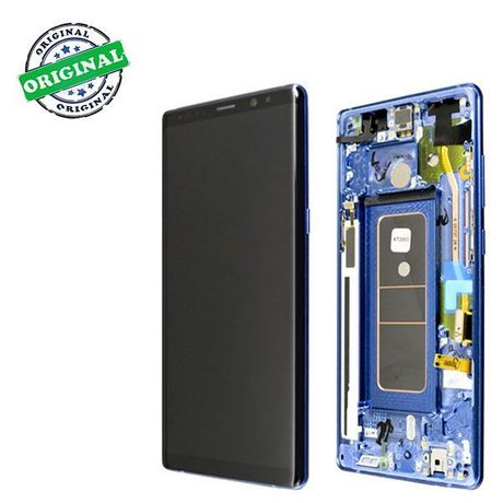 Ecran Amoled Original Samsung Galaxy Note 8 BLEU