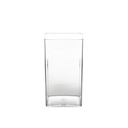 Vase Polycarbonate Mini Caredo Cristal