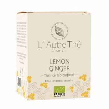 "Organic ""Lemon Ginger"""