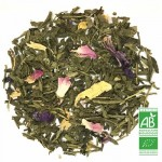 """Sencha Venisia"" green tea"