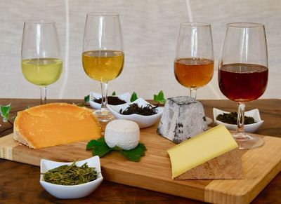 Accords Thés et fromages  23/05/19