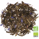 Organic Earl Grey Green Tea