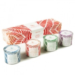 "Gift box ""4 Christmas teas"