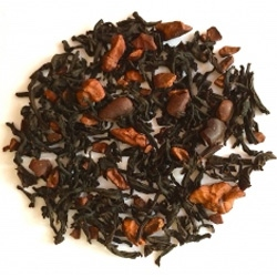"""Velours Cacao"" black tea"