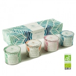 "Gift set ""Organic teas passion"" 4x40 g"
