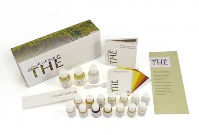 Gift box to discover the tea tasting