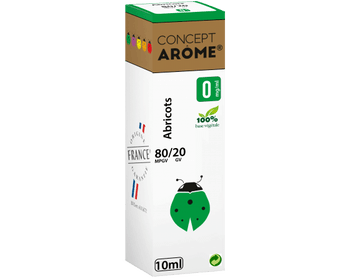 Conceptarome Abricot 10ml