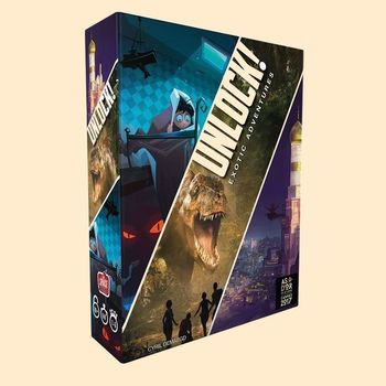 Unlock ! Exotic Adventures