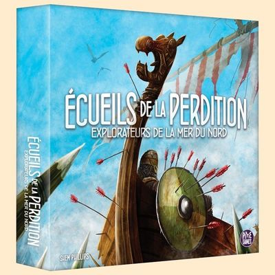 Explorateurs de la Mer du Nord : Ext. Ecueils de la Perdition