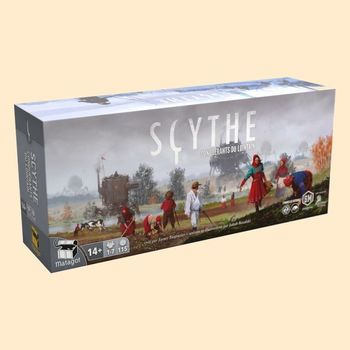 Scythe : Ext.Conquérants du Lointain