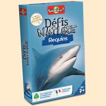 Défis Nature - Requins
