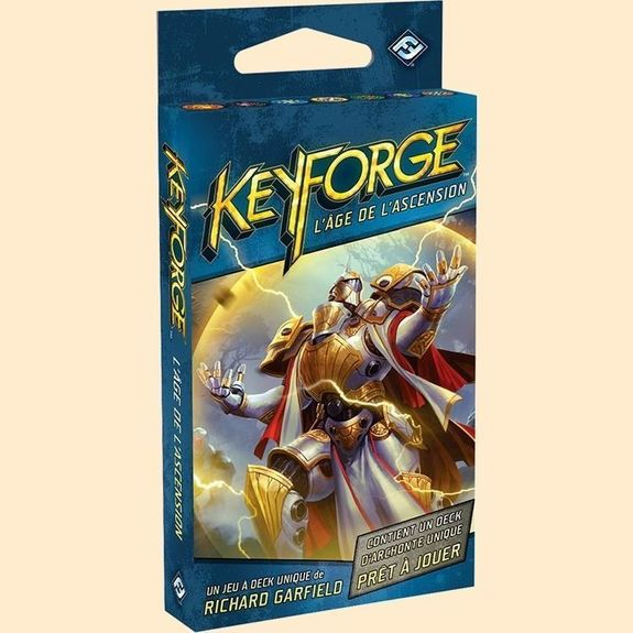 Keyforge - L'Age de l'Ascension (deck unique)