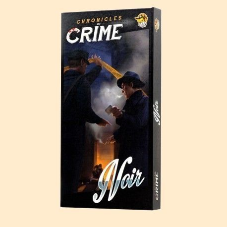 Chronicle Of Crime : Ext. Noir