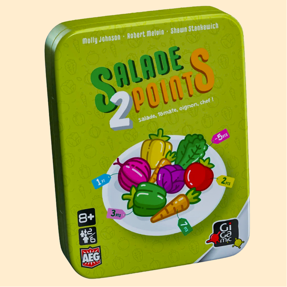Salade 2 points