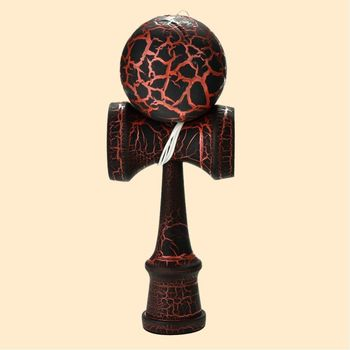 Kendama Crackle Rouge