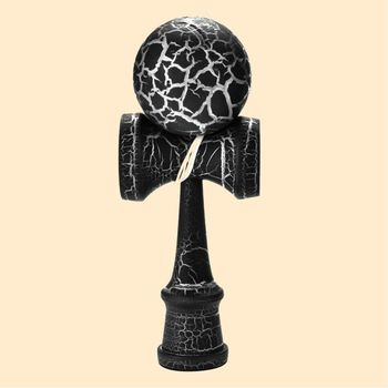 Kendama Crackle Blanc
