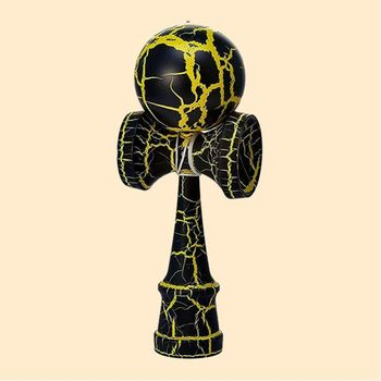Kendama Crackle Jaune
