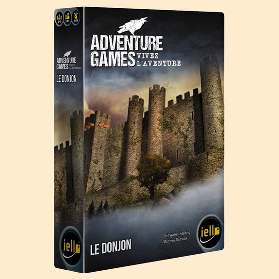 Adventure Games - Le Donjon