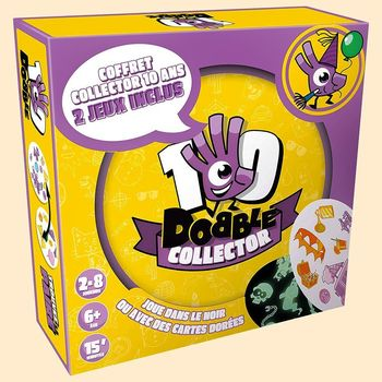 Dobble Collector - 10 ans