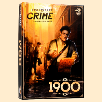 Chronicle of Crime : 1900