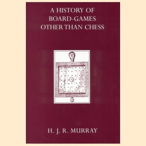 History of Board-games Other Than Chess