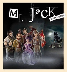 Mr Jack - L'extension