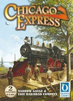 Chicago Express : Extensions 1 & 2
