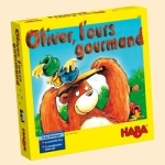 Oliver, l'ours gourmand