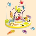 Looping puzzle fruits et légumes