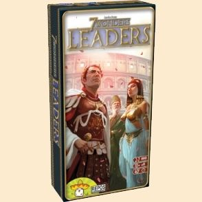 7 Wonders - Leaders
