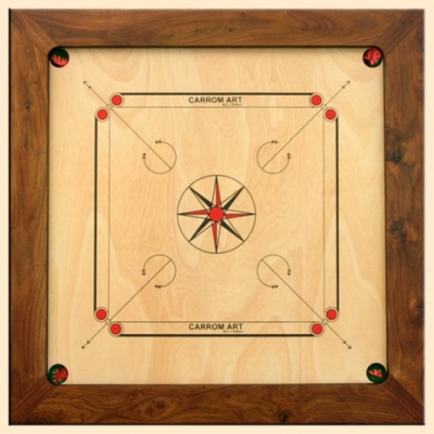 Carrom Bulldog surdimensionné