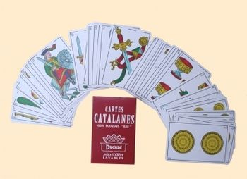 Cartes catalanes - Truc