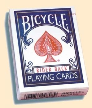 Cartes Poker Bicycle 'Originale'