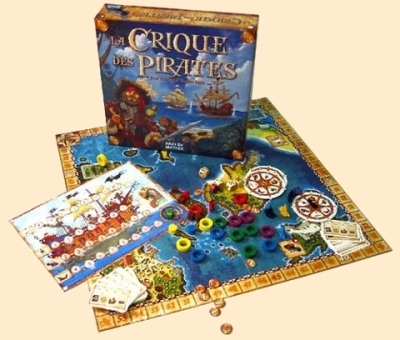 Crique des pirates