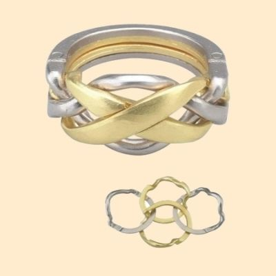 Cast puzzle - Ring II