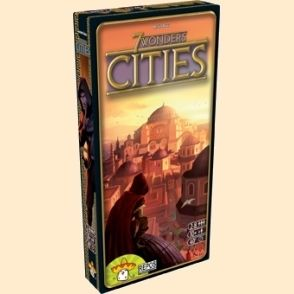 7 Wonders - Cities (ancienne édition)