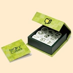 Story cubes Voyage (vert)